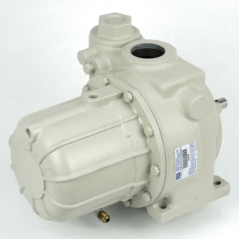 "PMP Gilbarco® Vane Pump, High Flow, 1"" Top Outlet, 5/8"" Shaft, Filter on Bottom. PMP 22021."