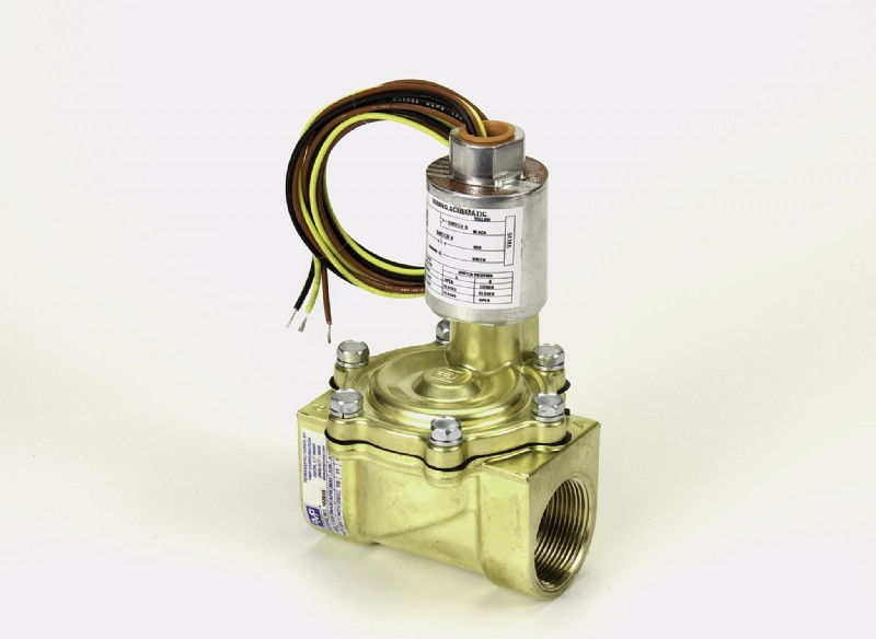 "PMP Gasboy® 2-Stage Valve, 1-1/2"" threaded, with coil. PMP 22058, OEM 67028, 022067, 070085."