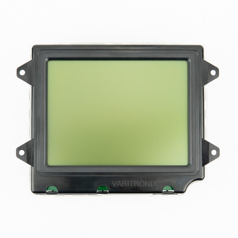 PMP Varitronix® QVGA Monochrome Display for Gilbarco. PMP 62074, OEM M02636A001.