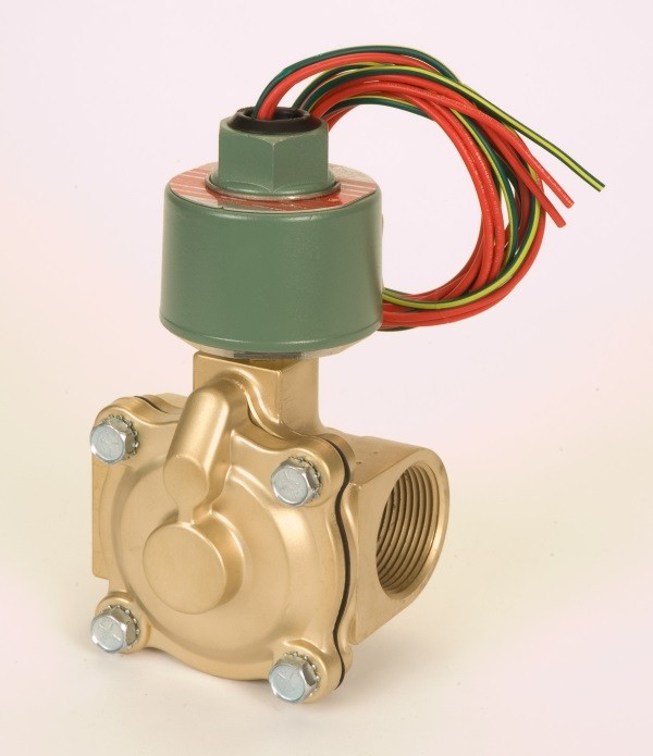 PMP Gilbarco® 1-1/4'' Ultra-Hi®, Single Stage Valve with coil. PMP 22087, OEM R19368-01.