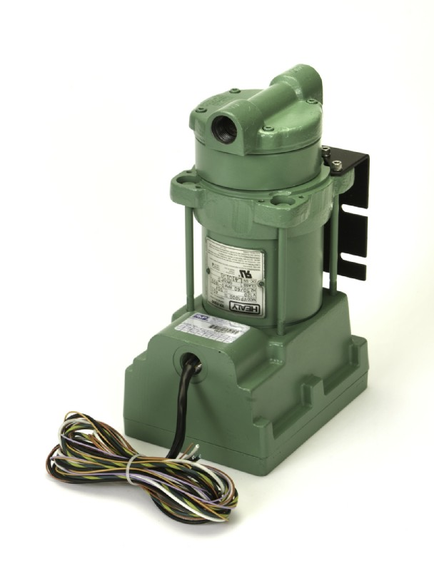 PMP Healy® VP 1000 Green/Blue, 7-Wire with black, movable mounting bracket. PMP 51244, OEM VP1000.