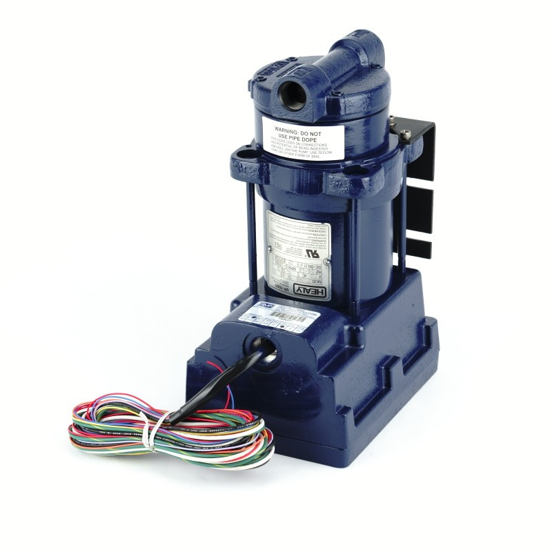 PMP Healy® VP 1000 Blue, 9-Wire with black, movable mounting bracket. PMP 51245, OEM VP1000.