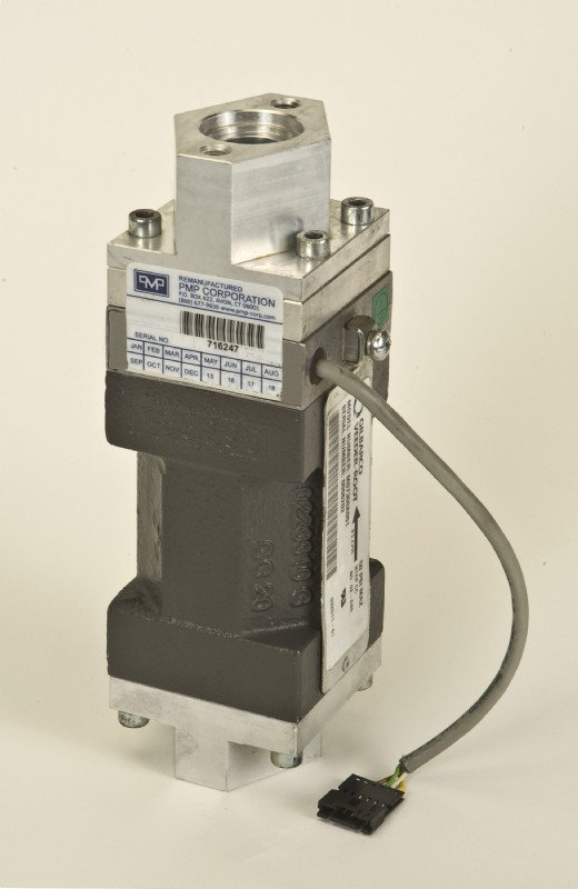 PMP Gilbarco® Ecometer® With Black Connector. PMP 22049, OEM M14370K002.