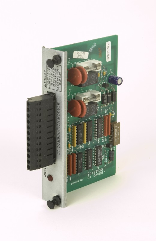 PMP Veeder-Root® Input/Output Combination Module for TLS-350 Consoles, Remanufactured. PMP 62614, OEM 329360-001.