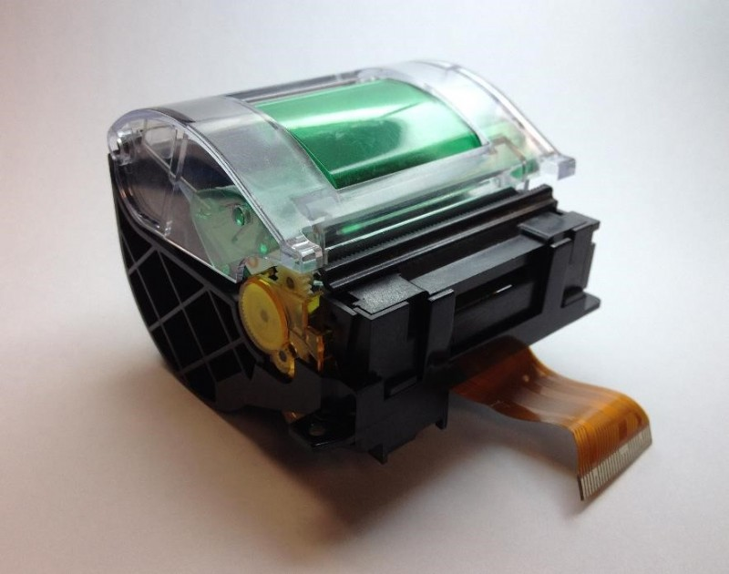 PMP INCON® EVO Thermal Printer Assembly. PMP 68523, OEM TSSP-TMPTR, EPM205-LV.