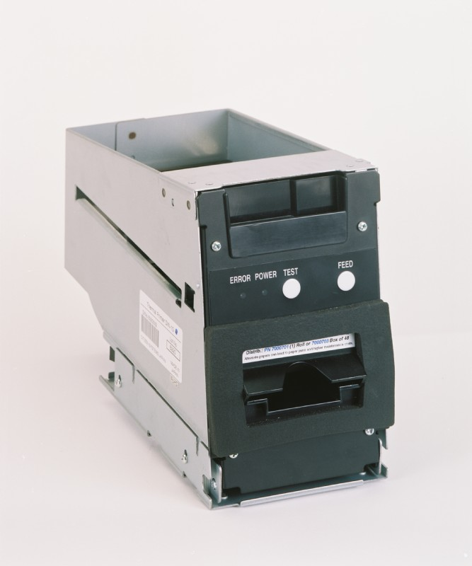 PMP Wayne® Ovation® DW-12 Thermal Printer. PMP 68613, OEM 891687-001, 891687-R01, 890477-001, 890477-R01, WU005878-0001.
