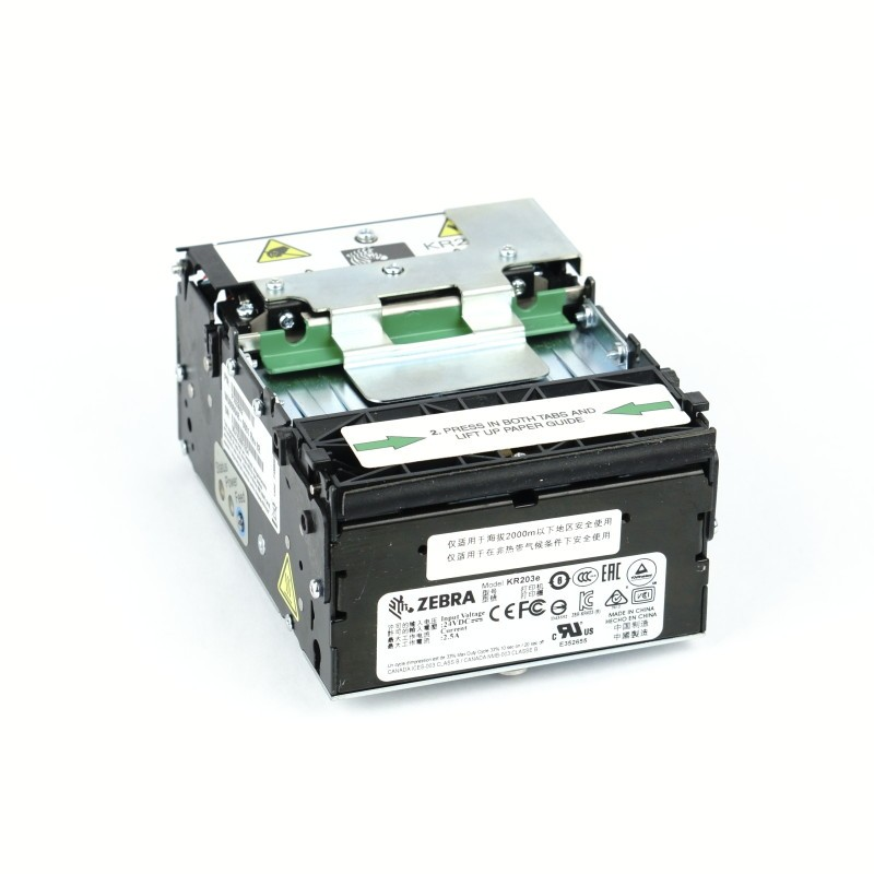 PMP Wayne® Zebra® Thermal Printer for Ovation® and Helix™ Dispensers. PMP 68614, OEM WU006648-0001, WU006648-0003, WU014426-0002, WU014426-0004.