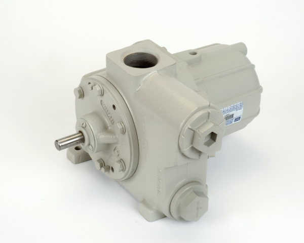 PMP Gilbarco® Vane Pump 1 inch top outlet. PMP 22019, OEM PUS020-G196.