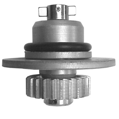 PMP LC® Packing Gland (Blade Drive, 24-tooth Gear). PMP 28020, OEM LC 45113, LC 49525, Gilbarco R18759-04, Gasboy S01098.