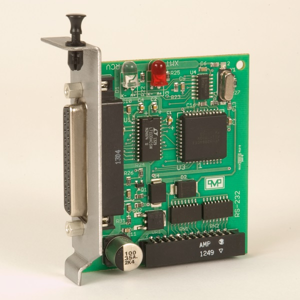 PMP PMP RS-232 Interface Module for Veeder-Root® TLS™-350 Consoles. PMP 62606, OEM 847490-301, 329362-001, 330719-010.